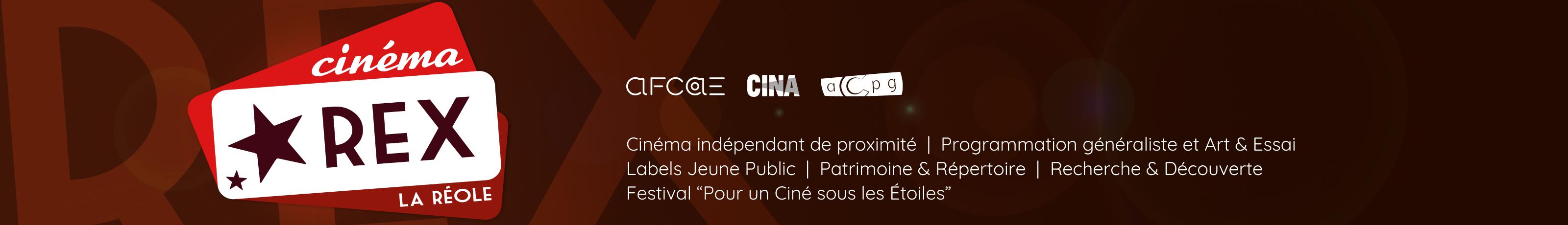 Cinéma Rex > La Réole (33)